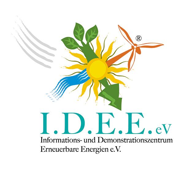 IDEE - Logo -Informations- und Demonstrationszentrum Erneuerbare Energien e.V.